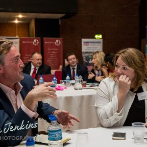 Networking at Ambition 2017 Conference